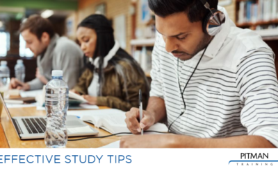 Effective Study Tips and Habits for Pitman Training Students