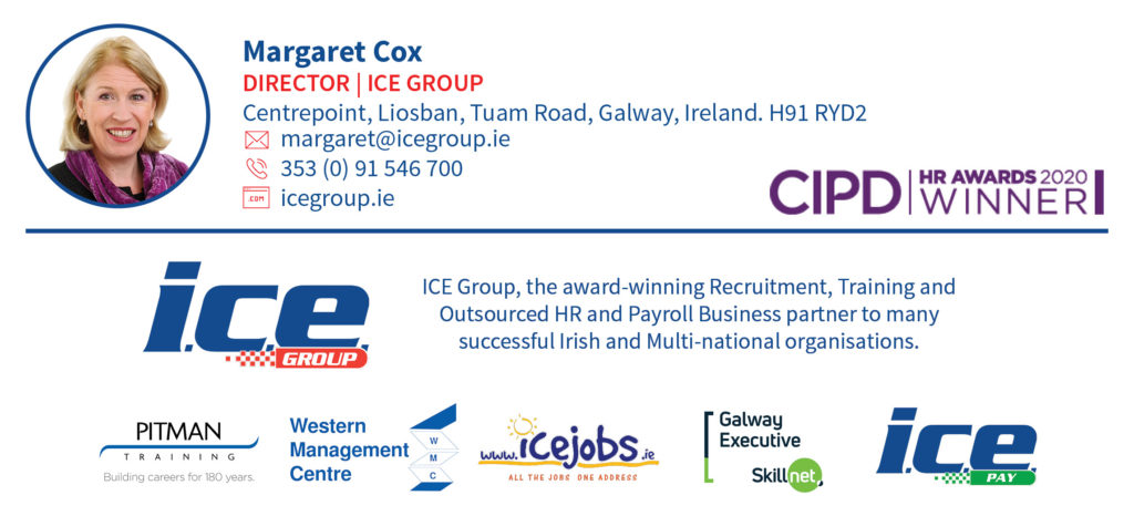 Margaret Cox ICE Group Succeed by Promoting Change