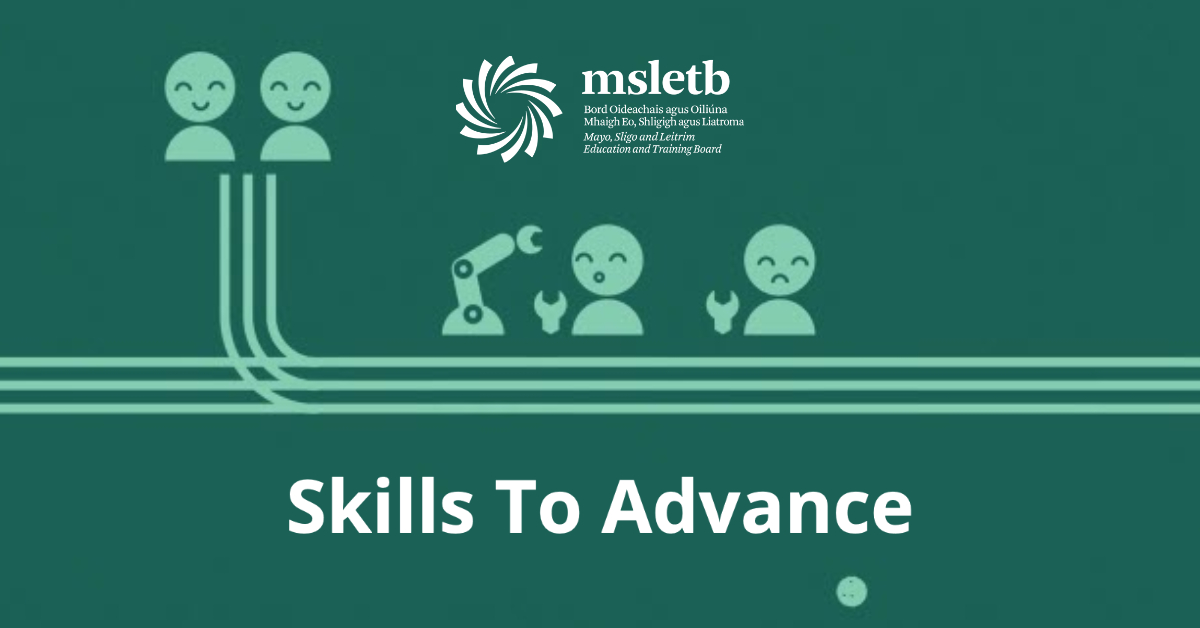 MSLETB Skills to Advance